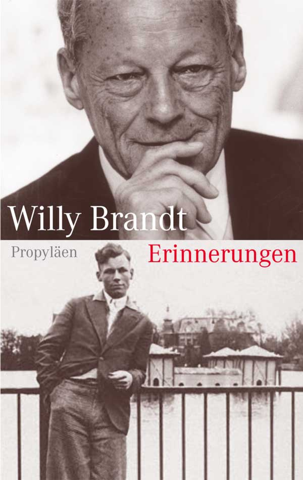 Willy Brand Erinnerungen